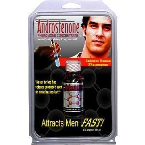 Androstenone Pheromone Double Strength Concentrate (Attract Men)