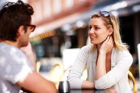 first date body language
