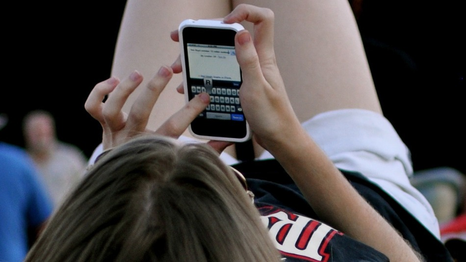 how to flirt with a girl on text features