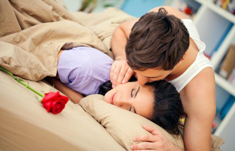 Картинки засыпающих влюбленных